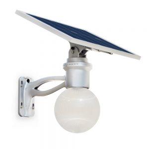Nueva Farola solar LED LUNA REFLEX