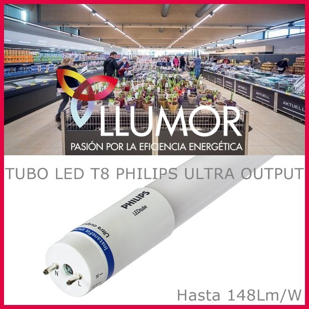 Tubo LED Philips Master Ultra Output 41