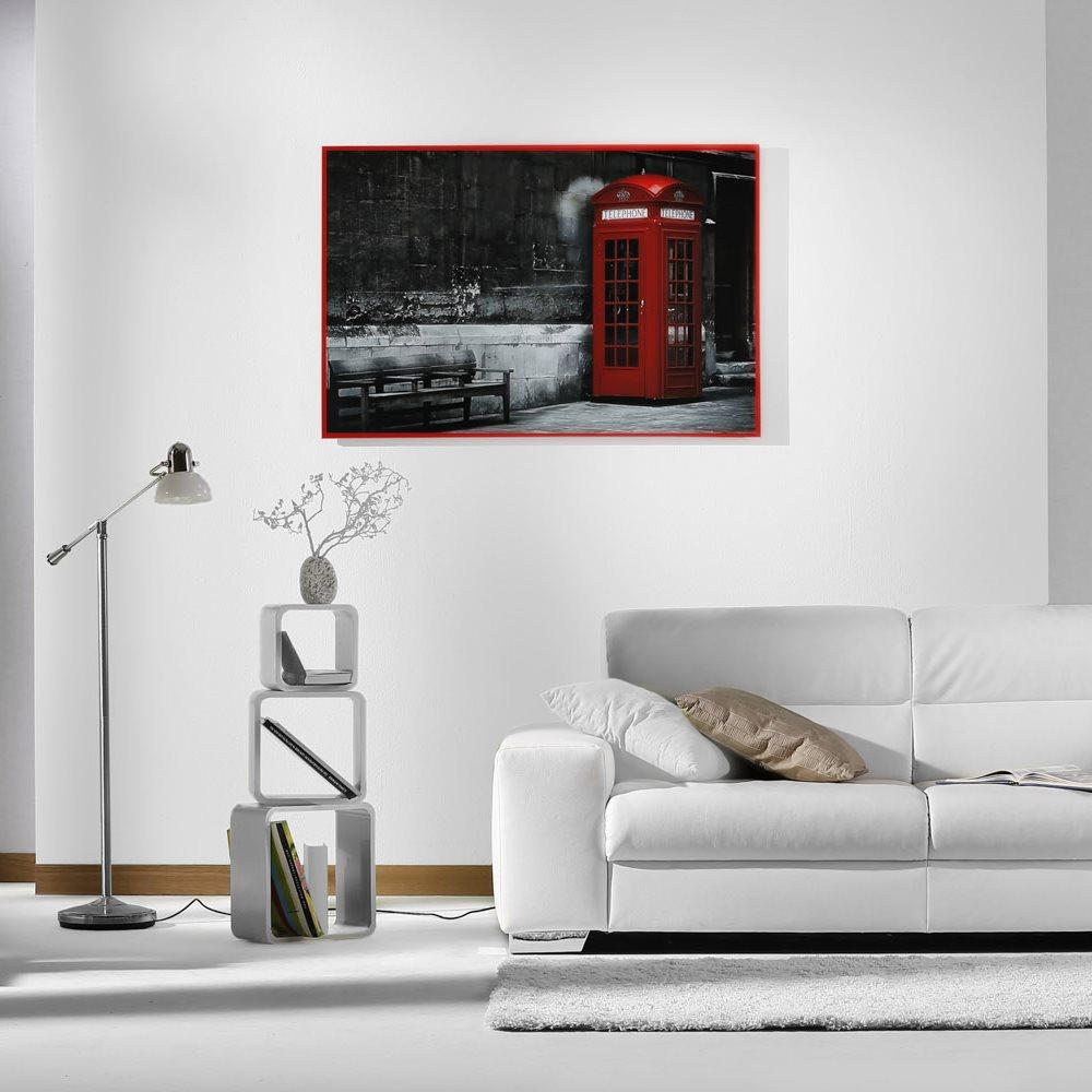 Panel radiante FOTO y CUADRO