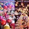 Cdigo descuento Pascua 2018