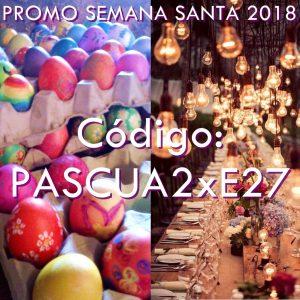 Promoción SEMANA SANTA 2018