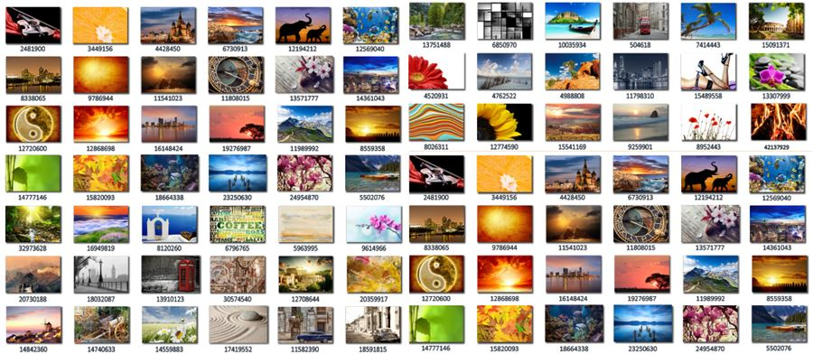 Panel radiante QUADRO fotos de galería