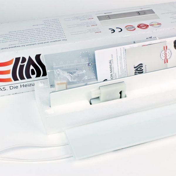 ELIAS. La calefacción. | Radiador infrarrojos MINI