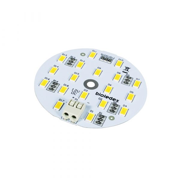 Modulo LED 12V redondo   OSRAM-LED SMD