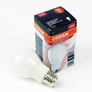 OSRAM LED E27 Parathom Filament A60 | 8W