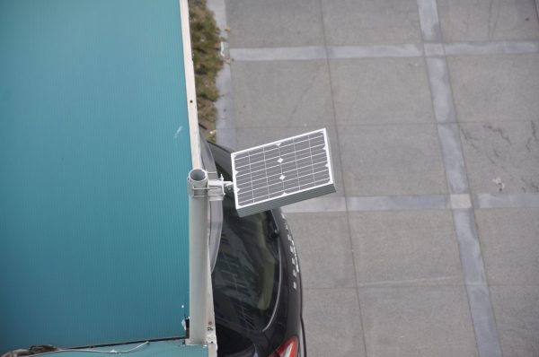 Farola solar LED COMPAC