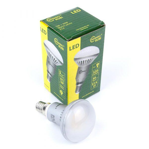 Foco LED RUBI E14   5W