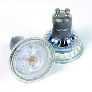 LED GU10 Philips Master Value regulable | 7W | 4000K