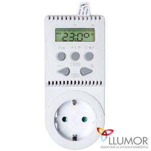Enchufe termostato TS20