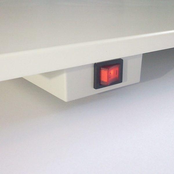 Radiador secatoallas eléctrico AQUARIUS