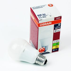 OSRAM LED E27 Superstar A60 | 10W