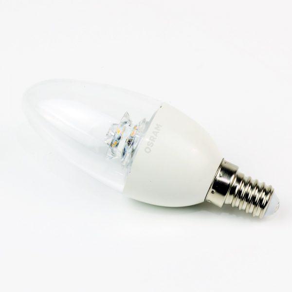 OSRAM LED E14 Star Classic   Vela 6W
