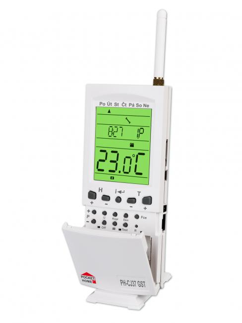 Unidad central termostatos WiFi SYSTERM PH-CJ37