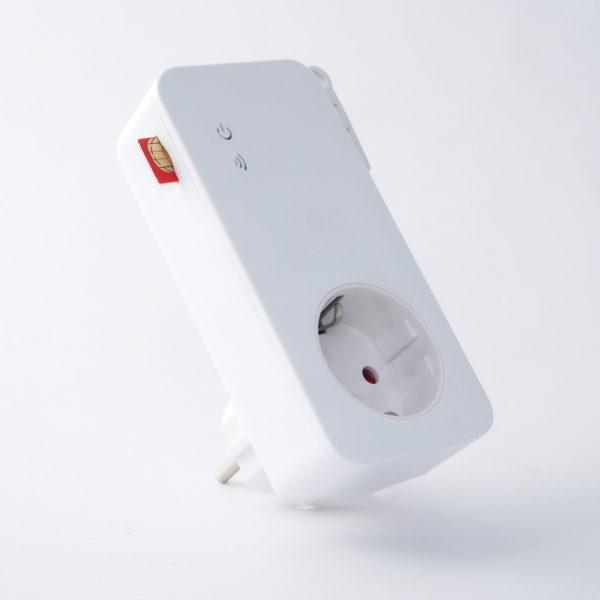 Módulo Enchufe GSM