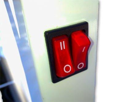 Radiador bajo consumo CONVECTO1100
