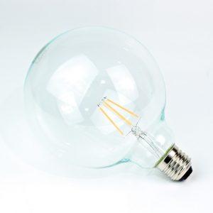 Globo LED OSRAM filamento G125 | E27 | Vintage