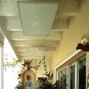 Oferta panel de infrarrojos ALULINE