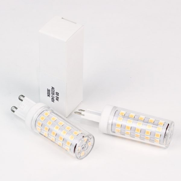 Bombilla LED G9 ROQUE | 8W