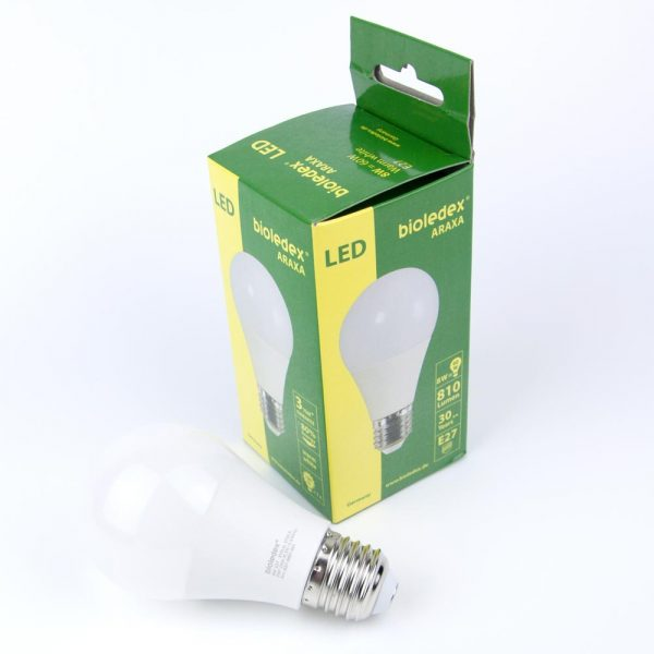 Bombilla LED ARAXA NEW E27 | 8W