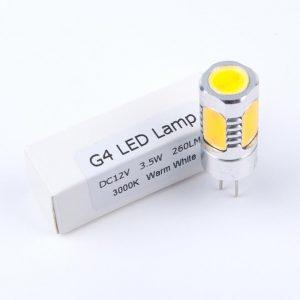 Bombilla LED G4 BEEMAX | 3,5W | COB