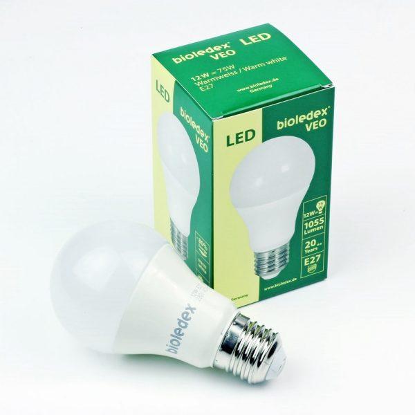 Bombilla LED VEO E27 | 12W