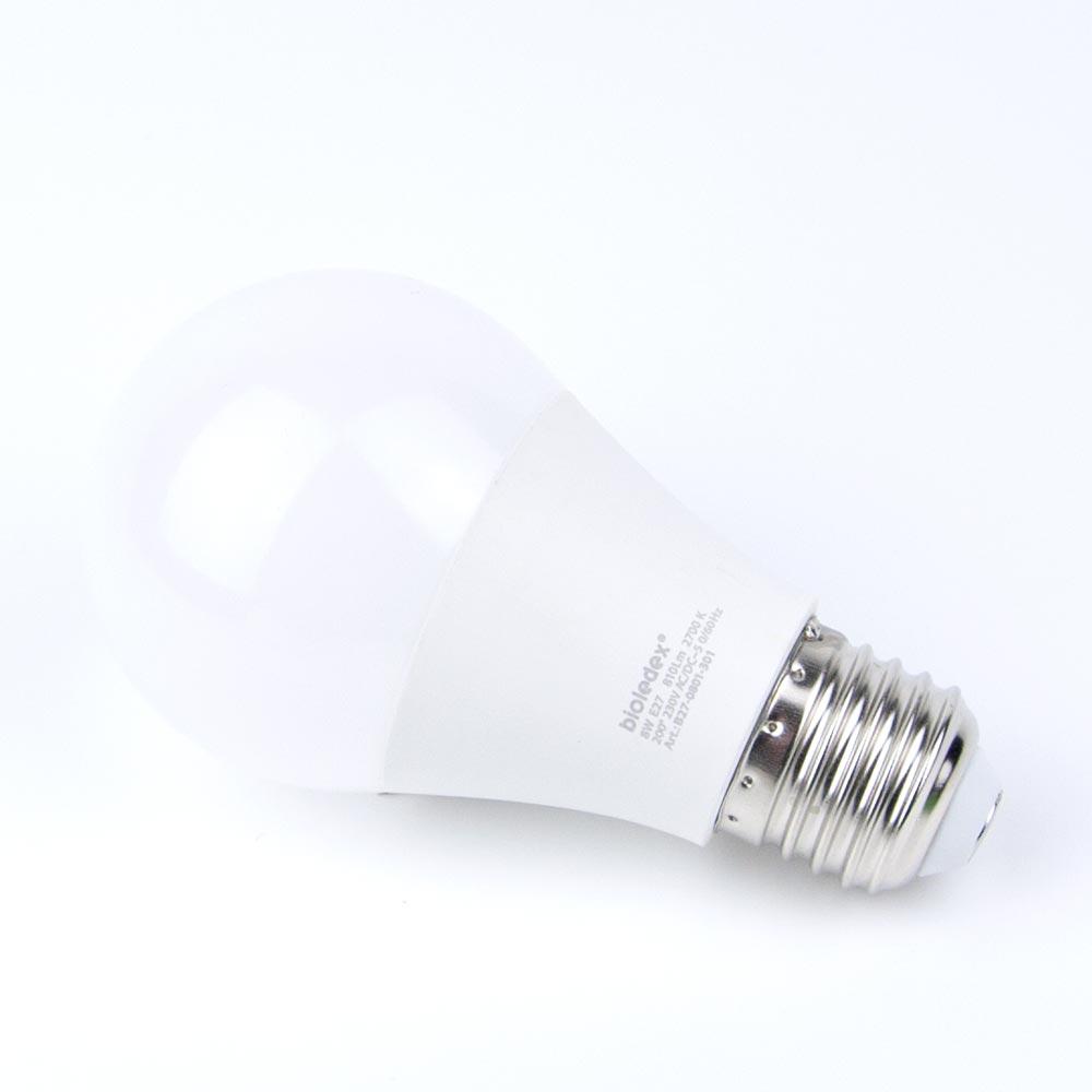 Bombilla LED ARAXA NEW E27   8W