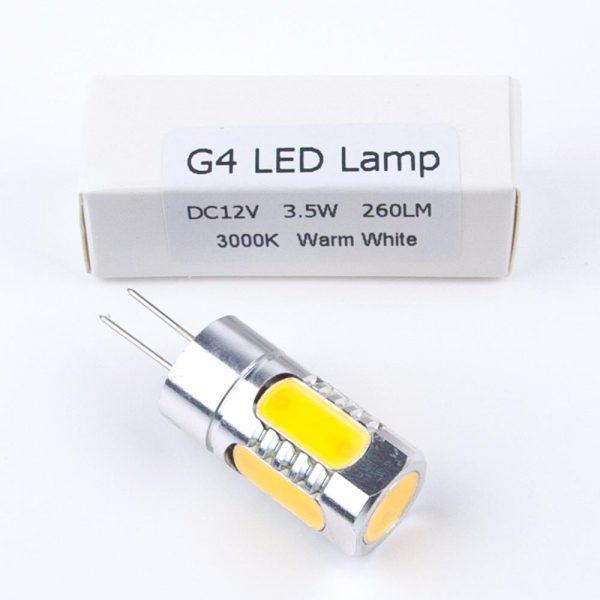 Bombilla LED G4 BEEMAX   3,5W   COB