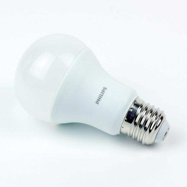 Bombilla LED E27 | Philips estándar 11W
