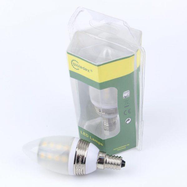 Vela LED E14 KALU   3,5W