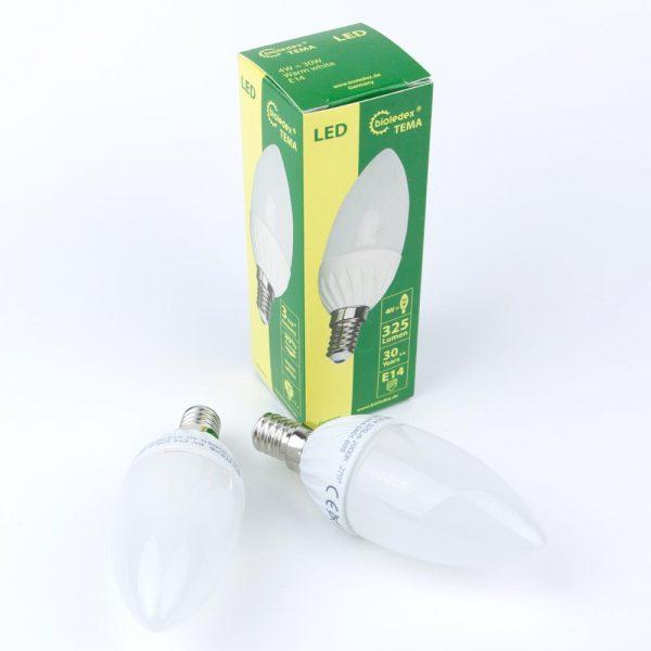 Vela LED TEMA E14 | 4W