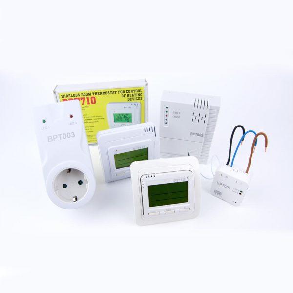 Termostato calefacción WiFi SYSTERM BPT