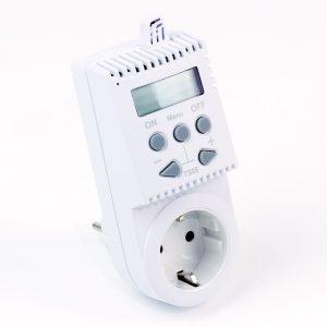 Enchufe termostato TS05