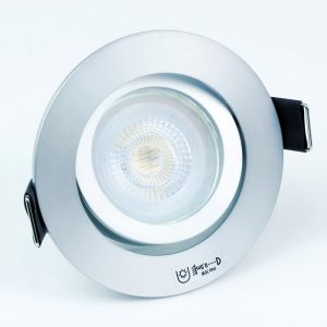 KIT FOCO LED GU10