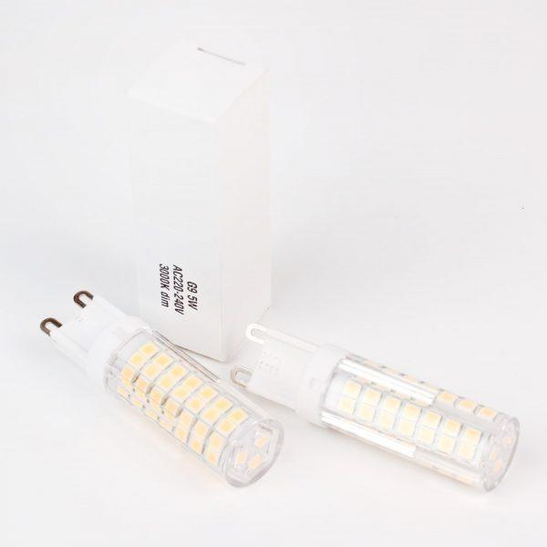 Bombilla LED G9 DIMMA | 5W Regulable