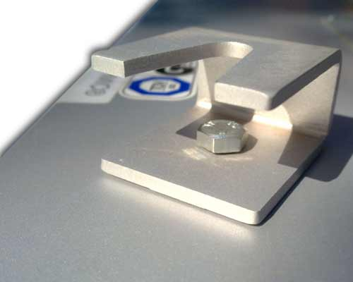 Radiador por infrarrajos BIOTHERMIC Espejo