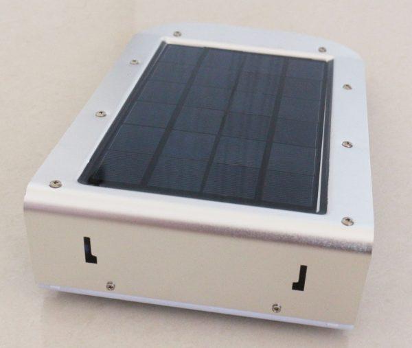 Aplique solar ALULED
