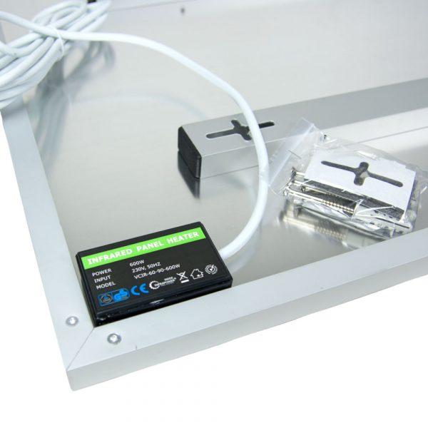 Radiador de bajo consumo ALULINE