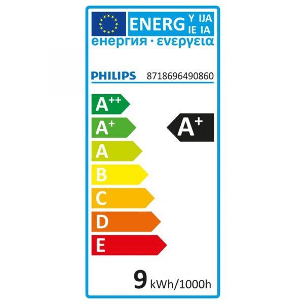 Bombilla LED E27 | Philips 9W