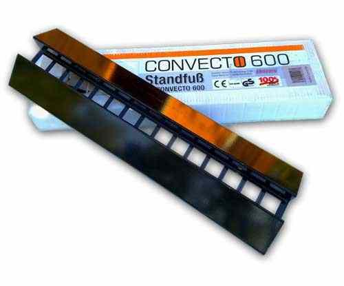 Soporte base CONVECTO 600 | 800 | 1000 | 1100