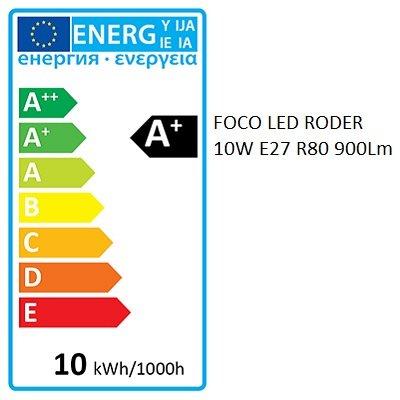 Reflector LED E27 | 10W R80 | SPOT