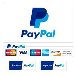 pago paypal set