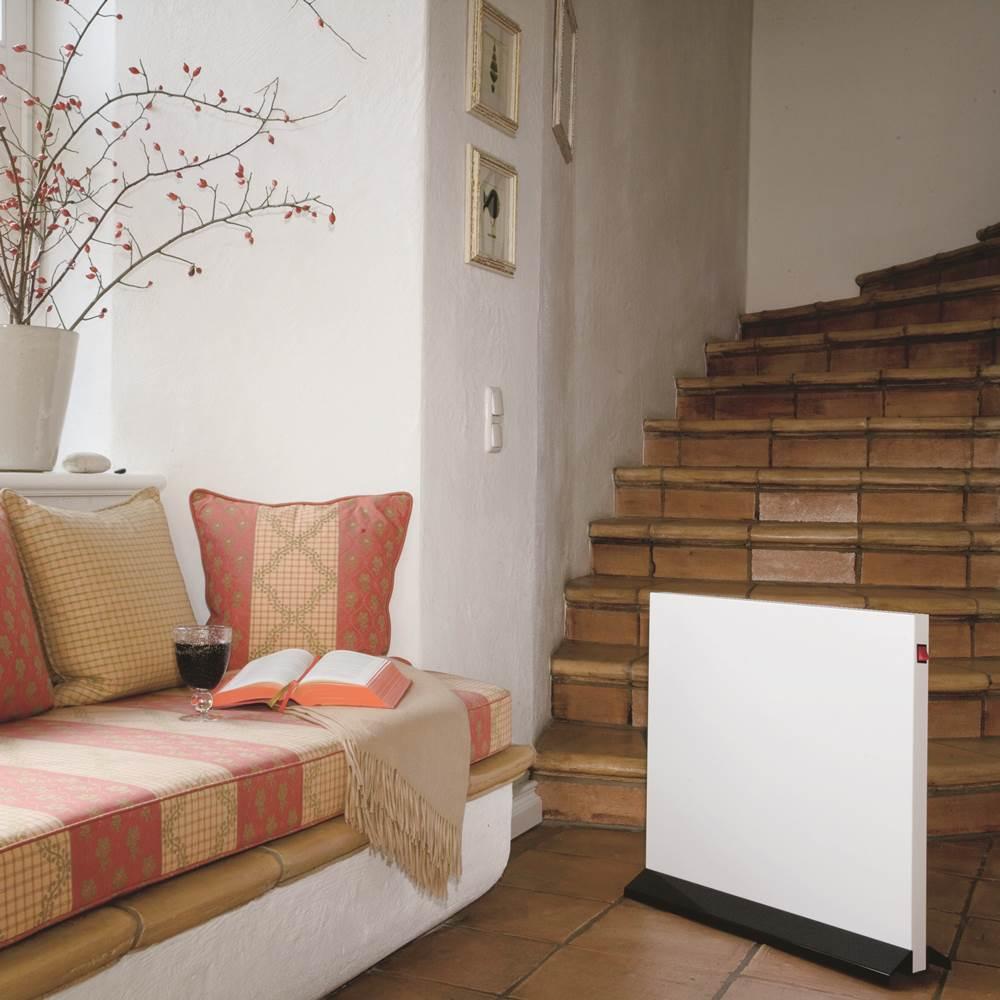 Ejemplo radiador bajo consumo CONVECTO