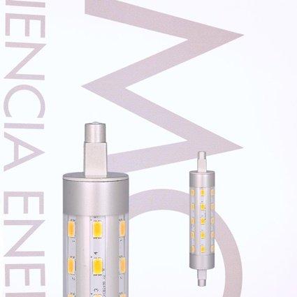 Bombillas LED R7