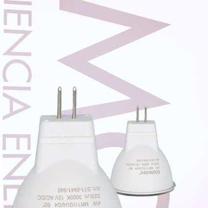 Bombillas LED G4 MR11 2 425px