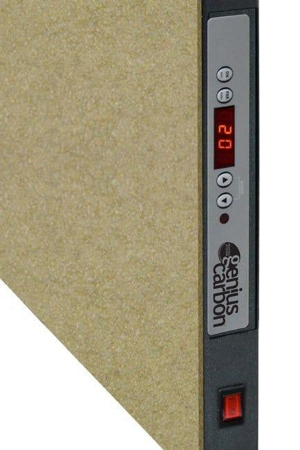 Radiador diseño HYDRA termostato
