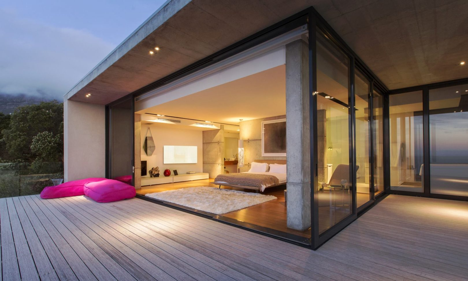 ELIAS La calefacción. Panel radiante por infrarrojos en dormitorio