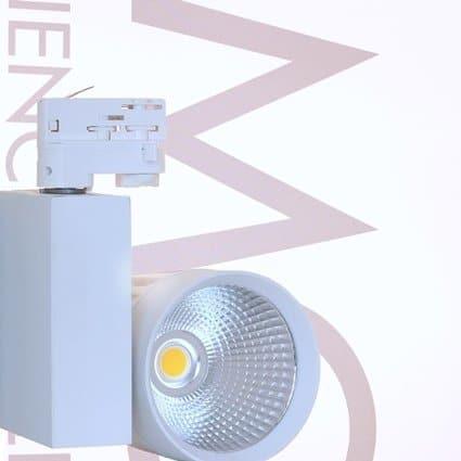 Focos carril LED