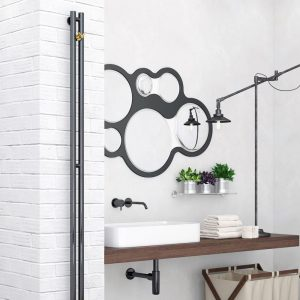 Toallero eléctrico NUANCE en baño