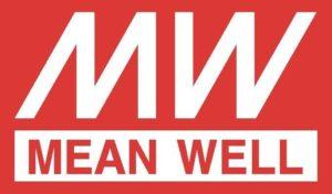 Logo marca Mean Well