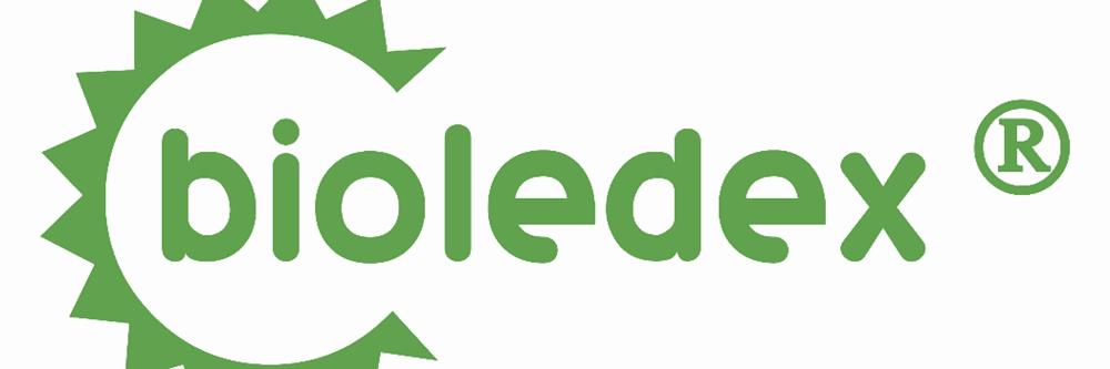 Logo de marca BIOLEDEX